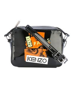 Kenzo | Antonio Lopez Camera Crossbody Bag Cotton/Calf