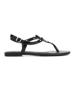 ARMANI JEANS | Logo Sandals 39