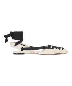 Altuzarra | Ankle Tie Ballerina Shoes Women