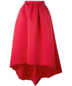 Paule Ka | Long High-Low Skirt Size