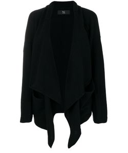 Y'S | Draped Oversized Cardigan Women