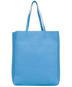Orciani | Classic Shopping Bag Leather