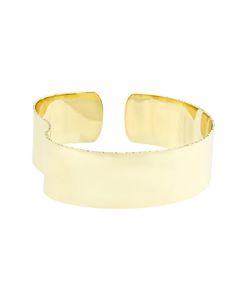 CORNELIA WEBB | Slized Organic Dented Arm Cuff Women