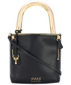 SAVAS   Lucchetto Handbag Women One