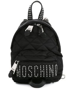 Moschino | Quilted Mini Backpack Acrylic/Polyamide