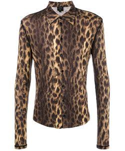 JEAN PAUL GAULTIER VINTAGE   Leopard Print Shirt 48