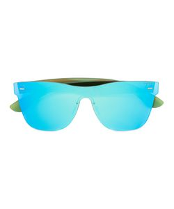 RETRO SUPER FUTURE   Tuttolente Classic Mirrored Sunglasses Unisex