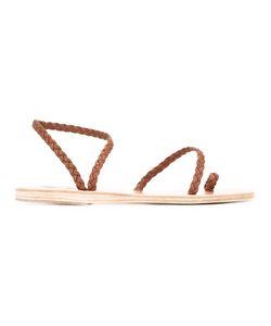 ANCIENT GREEK SANDALS | Eleftheria Sandals Size 40