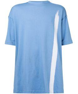 Raf Simons | Short Sleeve Single Stripe T-Shirt