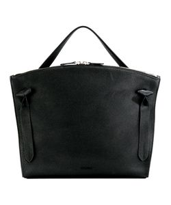 Jil Sander | Hill Tote Leather/Cotton