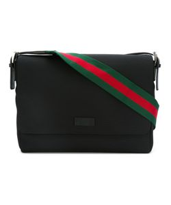 Gucci | Techno Messenger Bag Polyester/Leather