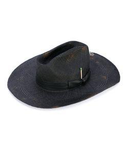 NICK FOUQUET | Шляпа С Потертой Отделкой