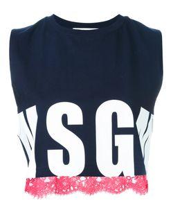 MSGM | Топ С Логотипом
