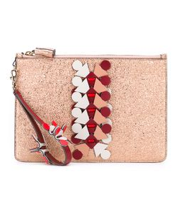 Anya Hindmarch | Prism Large Pouch Clutch Calf