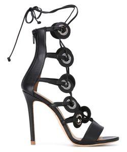 Marc Ellis | Open Toe Lace-Up Sandals Size 39