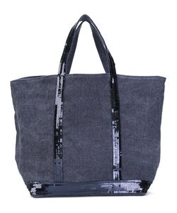 Vanessa Bruno | Canvas Sequin-Trimmed Tote
