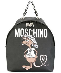 Moschino | Rat-A-Porter Backpack Polyurethane/Nylon