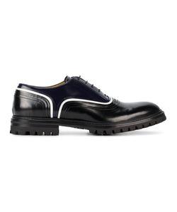 WHF WEBER HODEL FEDER | Weber Hodel Feder Stripe Oxford Shoes
