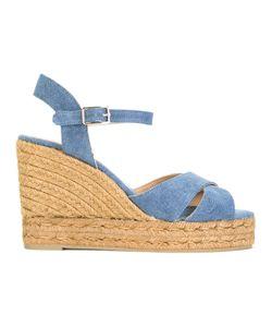 Castañer   Blaudell Sandals 35 Cotton/Rubber/Leather