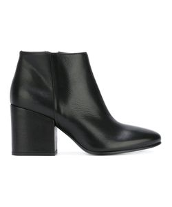 Strategia | Chunky Heel Ankle Boots