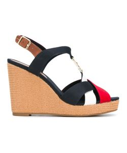 Tommy Hilfiger | Colourblock Wedge Sandals
