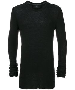 Lost & Found Ria Dunn | Elongated Sleeves Slim-Fit Jumper