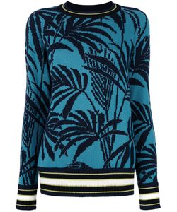 ANTONIA ZANDER | Palm Trees Jumper Size Medium