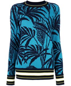 ANTONIA ZANDER | Palm Trees Jumper Small Cashmere