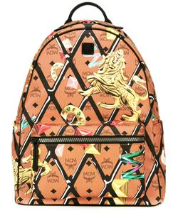 MCM | Printed Backpack Leather
