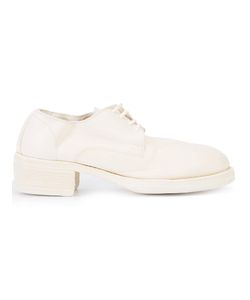 GUIDI | Classic Derby Shoes Size 39
