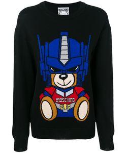 Moschino | Transformer Bear Sweatshirt