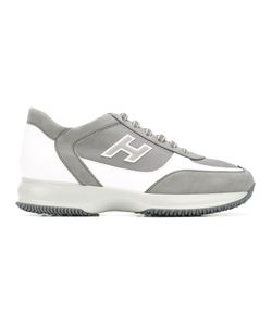 Hogan | New Interactive Sneakers 8 Leather/Nylon/Rubber
