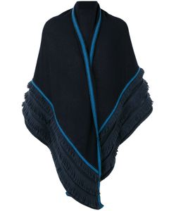 ANTONIA ZANDER | Shawl With Fringe Detailing Women