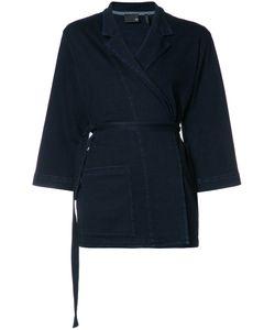 AG JEANS | Belted Jacket Medium Cotton