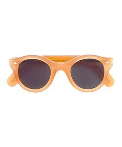 CUTLER & GROSS   Солнцезащитные Очки В Круглой Оправе