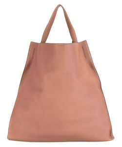 Jil Sander | Large Shopper Calf Leather