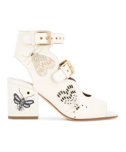 Laurence Dacade | Noe Sandals 40 Calf Leather/Leather/Pvc