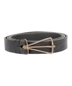 MA+ | Ma Triangular Buckle Belt Size Large