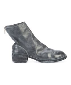 GUIDI | Rear Zip Boots Size 44
