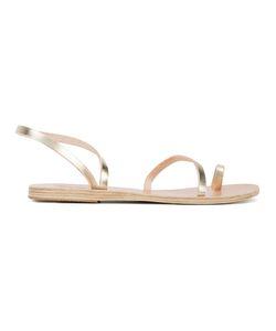 ANCIENT GREEK SANDALS | Apli Eleftheria Sandals 35
