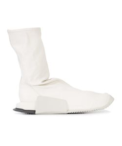 Rick Owens   Round Toe Sneakers