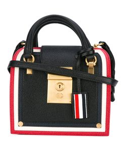 Thom Browne | Striped Detail Mini Tote
