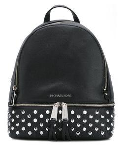 Michael Michael Kors | Rhea Backpack Calf Leather/Metal Other