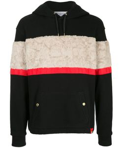 EDUCATION FROM YOUNGMACHINES   Colour Block Hoodie Men