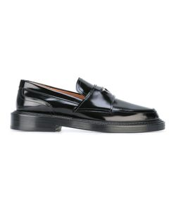 Maison Margiela | Coin Detail Mocassins 39 Calf Leather/Leather