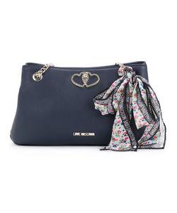 Love Moschino | Scarf Detail Shoulder Bag