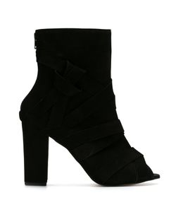 Manolita | Suede Ankle Boots