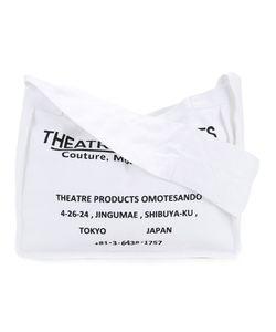 Theatre Products   Logo Print Shoulder Bag