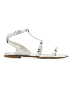 Stuart Weitzman | Sweetee Sandals 38 Leather