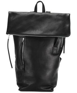 Rick Owens | Flap Backpack Calf Leather/Lamb Skin